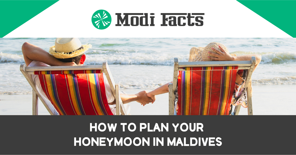 How to plan your Honeymoon in Maldives